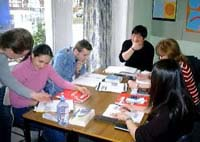 An English Course at Edwards Language School in London