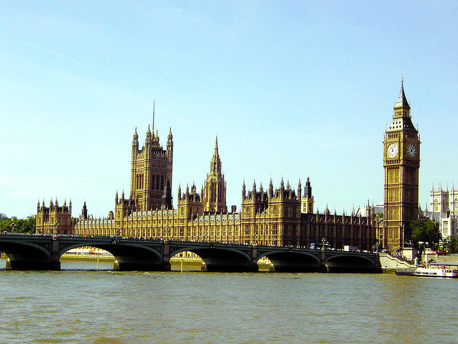 London Parliament and Big Ben