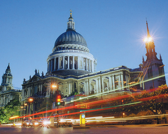 St. Paul's Cathedrale London